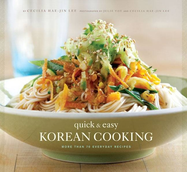 Quick and Easy Korean Cooking