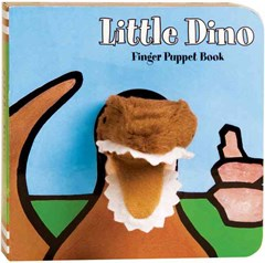Little Dinosaur Finger Puppet Book