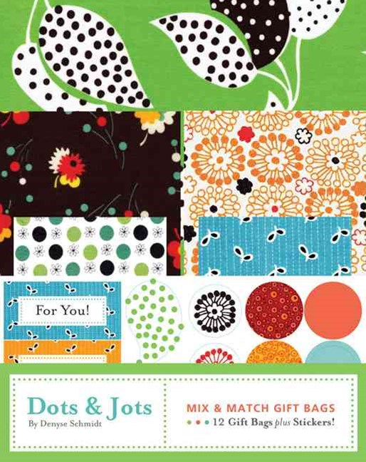 Dots and Jots - Mix and Match Gift Bags