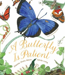 Butterfly Is Patient - Non-Fiction Animals