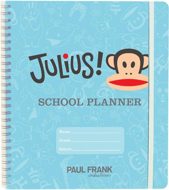 Julius School Planner