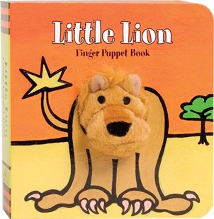 Little Lion Finger Puppet Book by Image Books (9780811867887) - HardCover - Children's Fiction Early Readers (0-4)