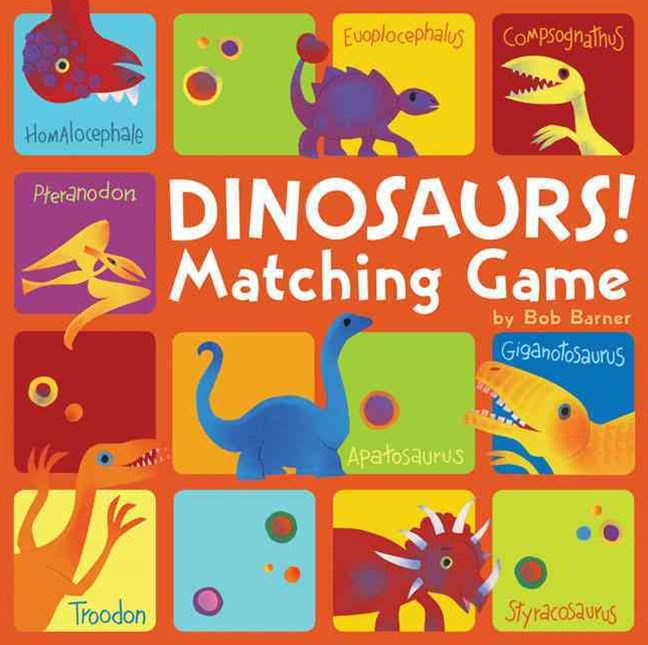 Dinosaurs! Matching Game
