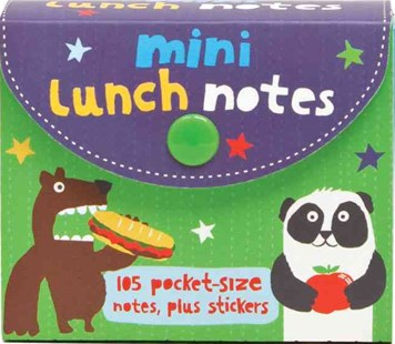 Mini Lunch Notes - Cards & Wrap Postcards