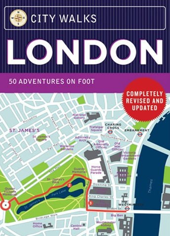City Walks: London, revised ed
