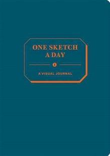 One Sketch A Day by Llc Chronicle Books (9780811875349) - HardCover - Notebooks & Journals