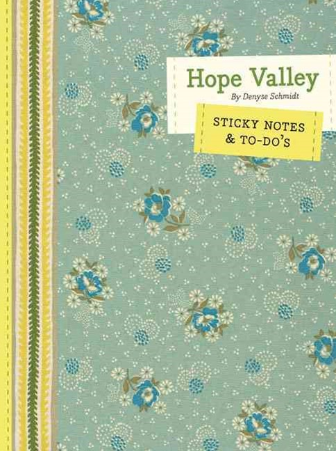 Hope Valley Sticky Notes and To-Do's