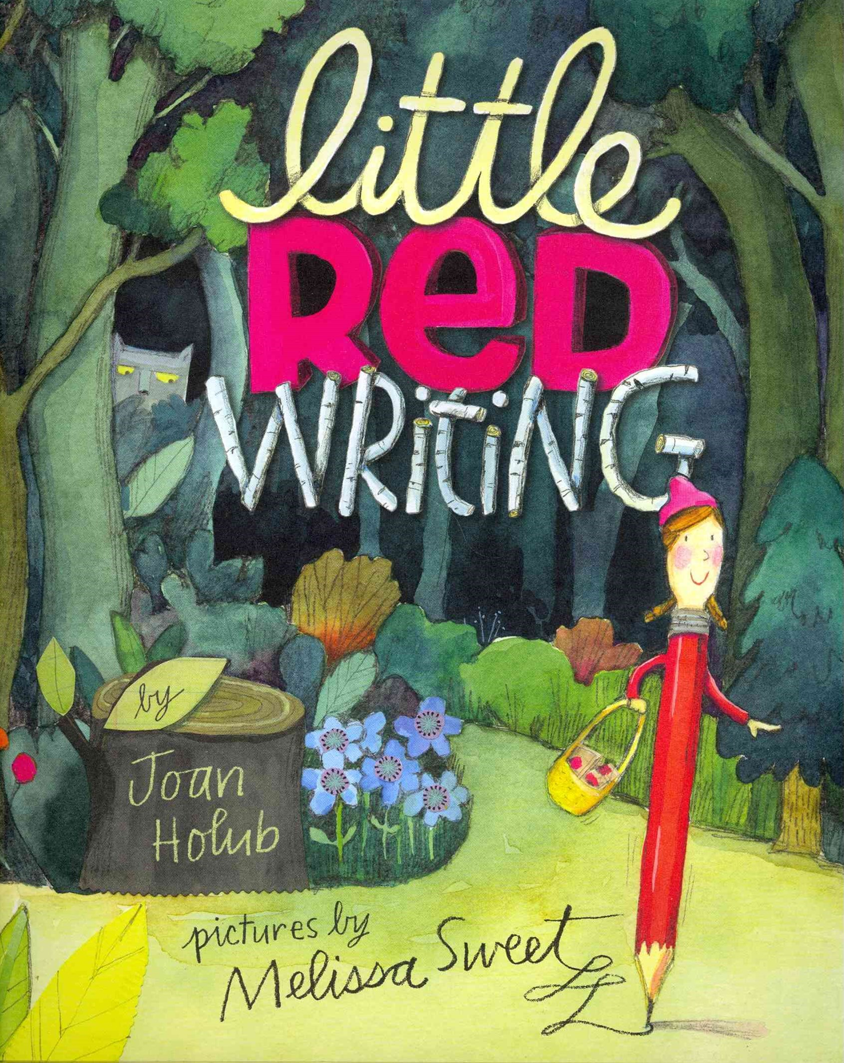Little Red Writing