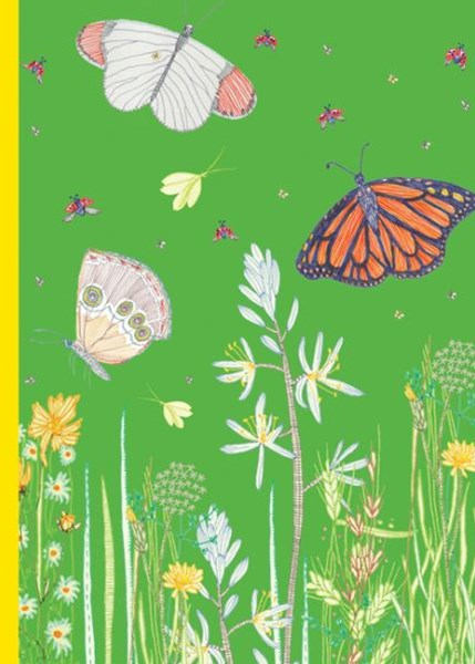 Butterfly Fields Eco-journal