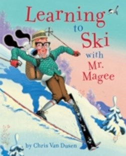 (ebook) Learning to Ski with Mr. Magee - Children's Fiction