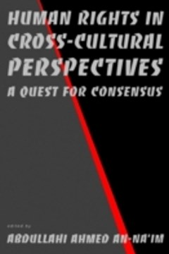 (ebook) Human Rights in Cross-Cultural Perspectives