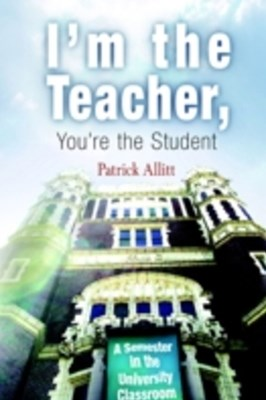 (ebook) I'm the Teacher, You're the Student