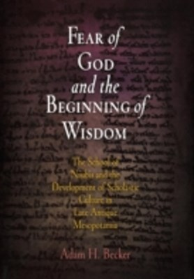 Fear of God and the Beginning of Wisdom
