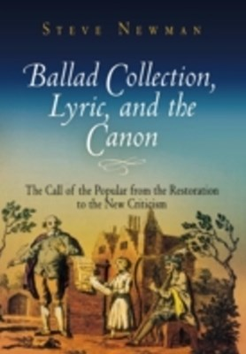 (ebook) Ballad Collection, Lyric, and the Canon