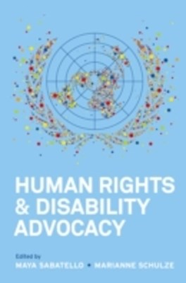 (ebook) Human Rights and Disability Advocacy