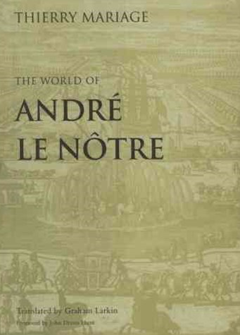 World of Andre Le Notre