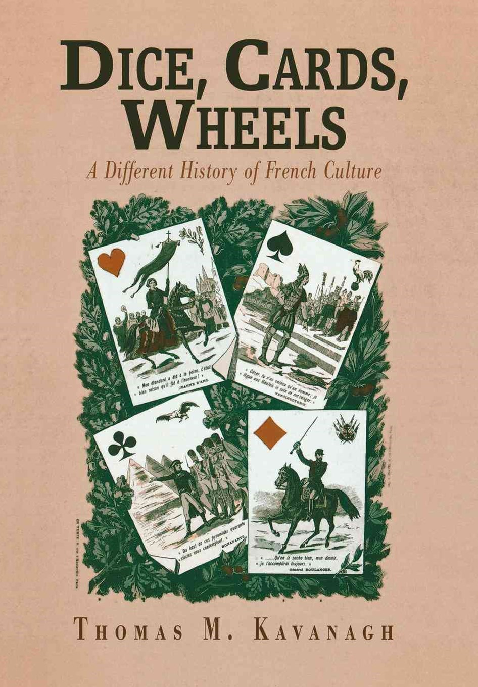 Dice, Cards, Wheels