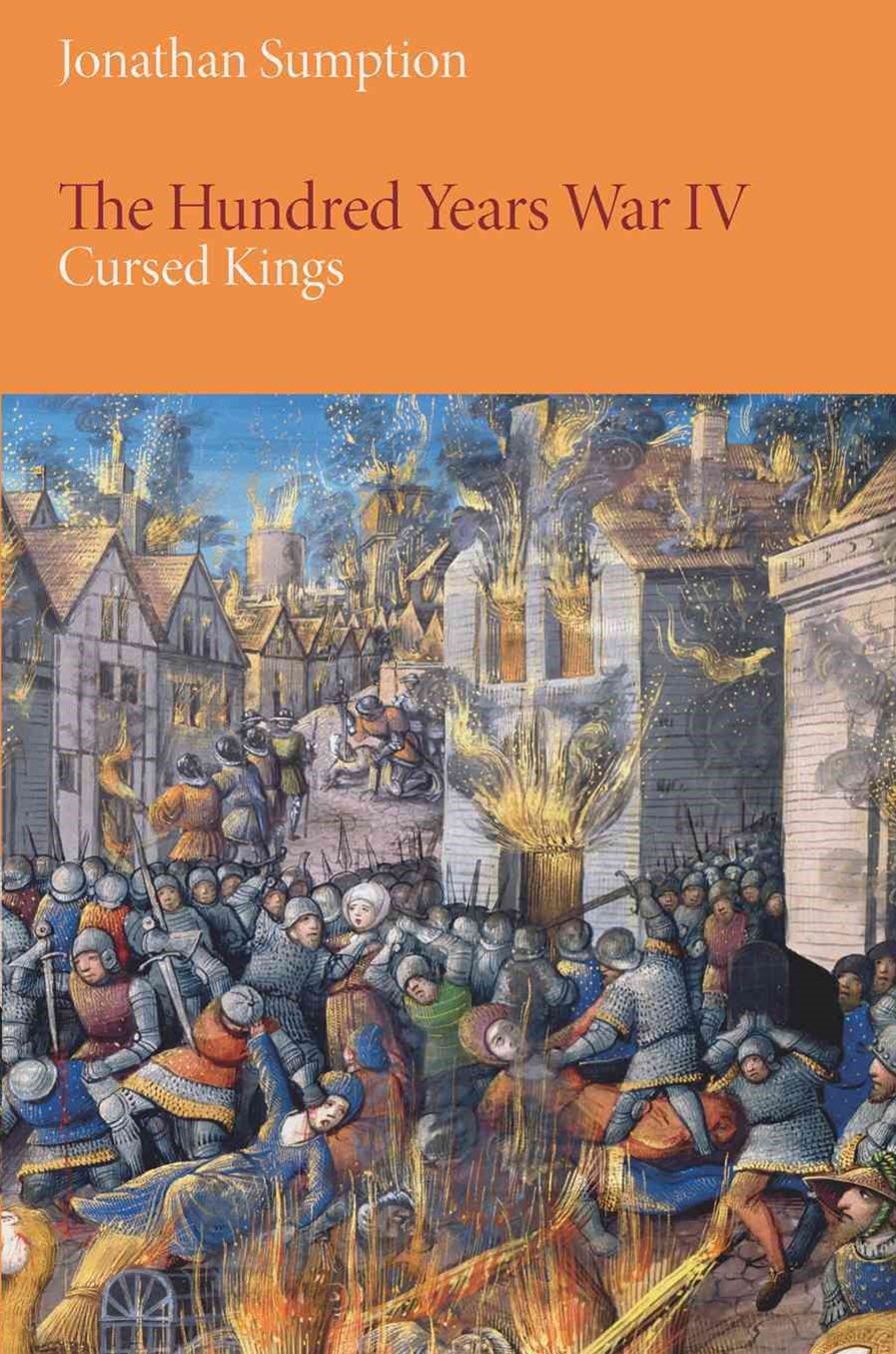 The Hundred Years War - Cursed Kings