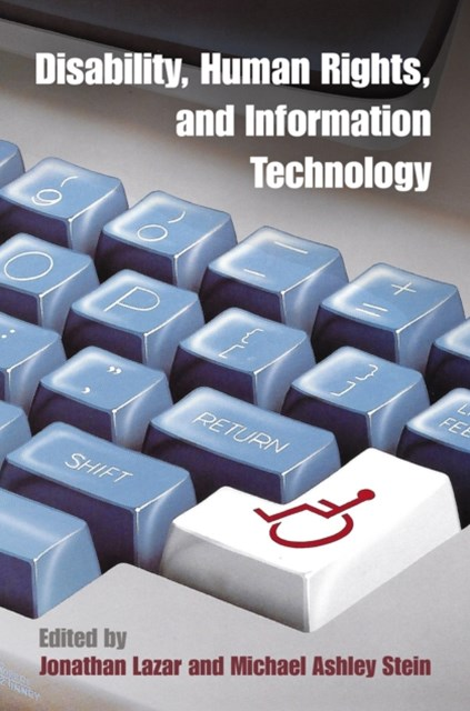 (ebook) Disability, Human Rights, and Information Technology