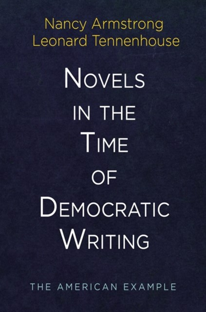 (ebook) Novels in the Time of Democratic Writing