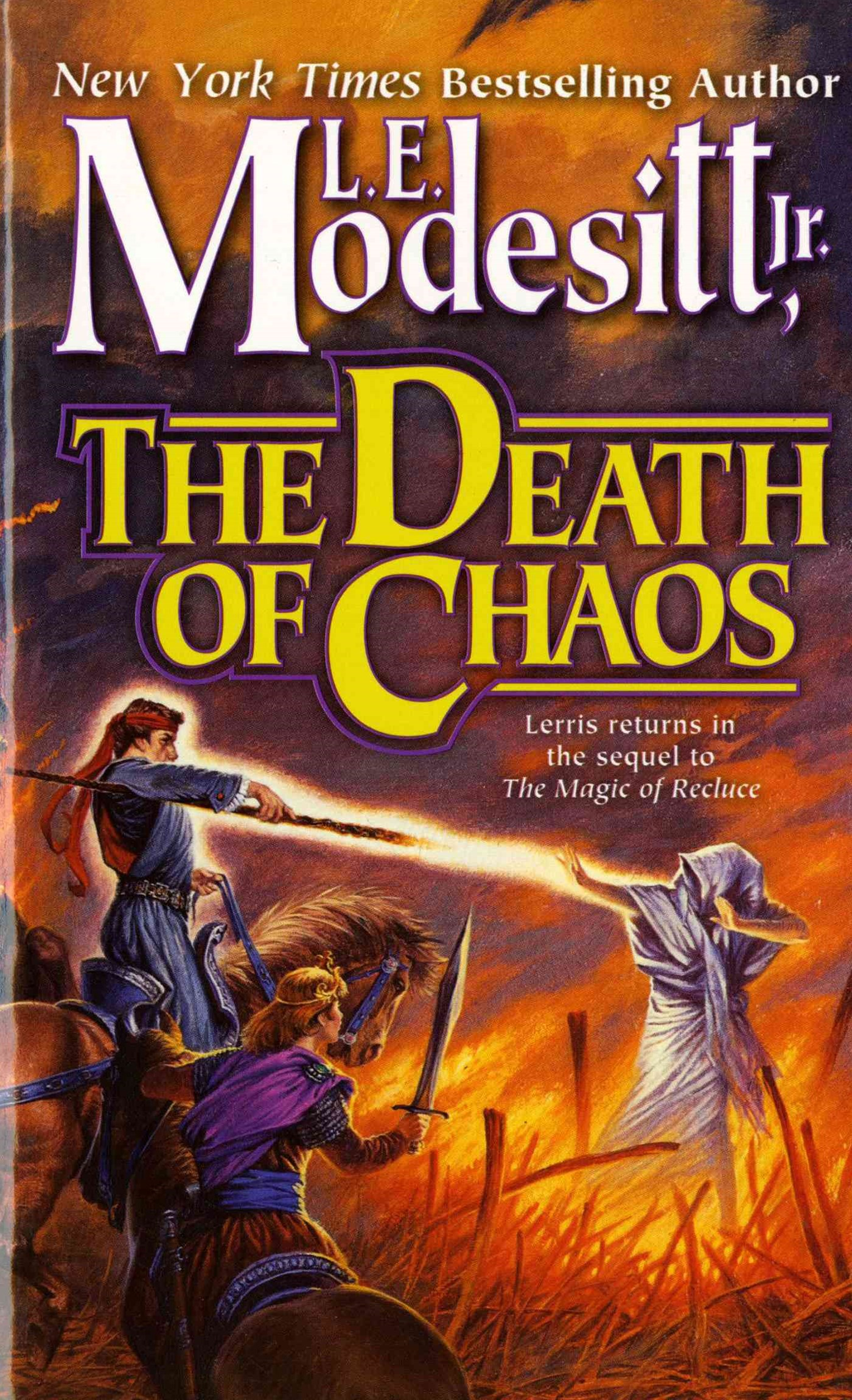 The Death of Chaos