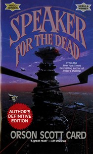 Speaker for the Dead by Orson Scott Card (9780812550757) - PaperBack - Fantasy