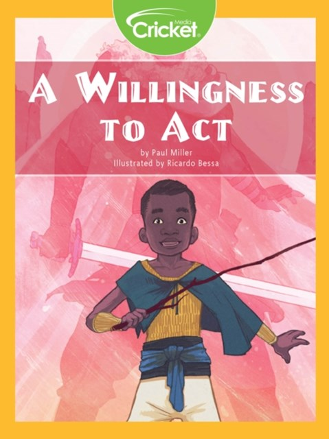 (ebook) Willingness to Act