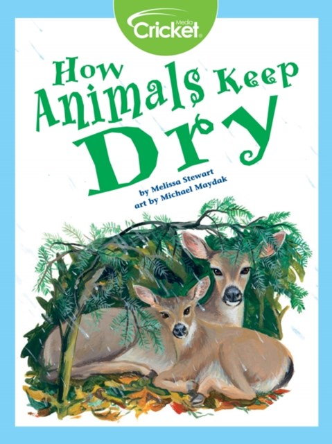 (ebook) How Animals Keep Dry