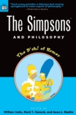 Simpsons and Philosophy