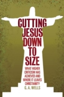 (ebook) Cutting Jesus Down to Size - Philosophy