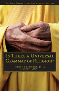 (ebook) Is There a Universal Grammar of Religion? - Philosophy Modern