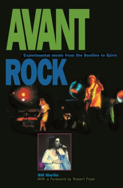(ebook) Avant Rock