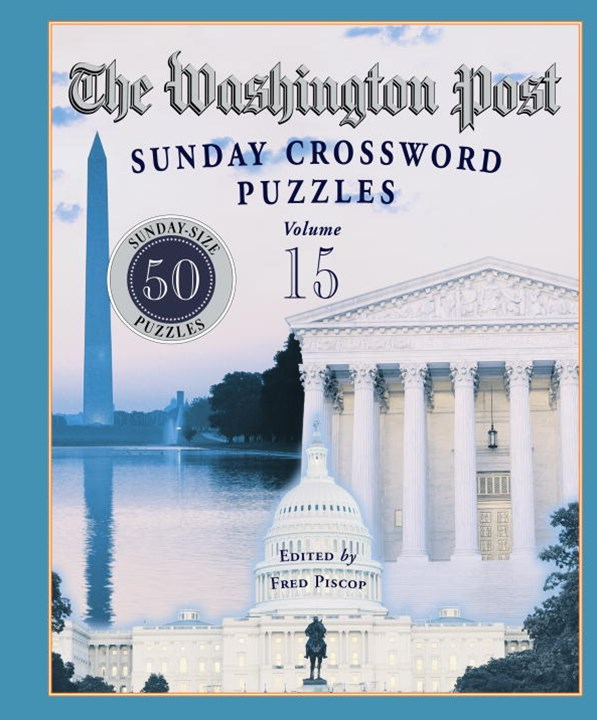The Washington Post Sunday Crossword Puzzles