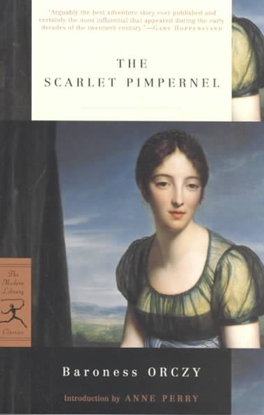 Mod Lib The Scarlet Pimpernel