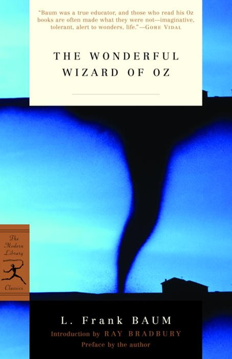 Mod Lib The Wonderful Wizard Of Oz
