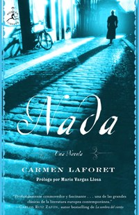 Nada by Carmen Laforet, Mario Vargas Llosa (9780812977714) - PaperBack - Modern & Contemporary Fiction General Fiction