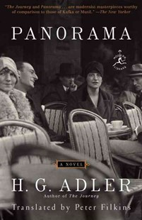 Panorama by H. G. Adler, Peter Filkins, Peter Demetz, H.G. Adler (9780812980608) - PaperBack - Classic Fiction