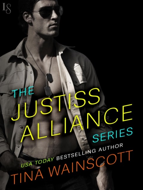 (ebook) Justiss Alliance Series 3-Book Bundle