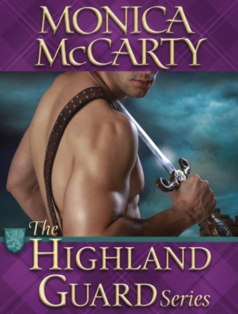 (ebook) Highland Guard Series 9-Book Bundle