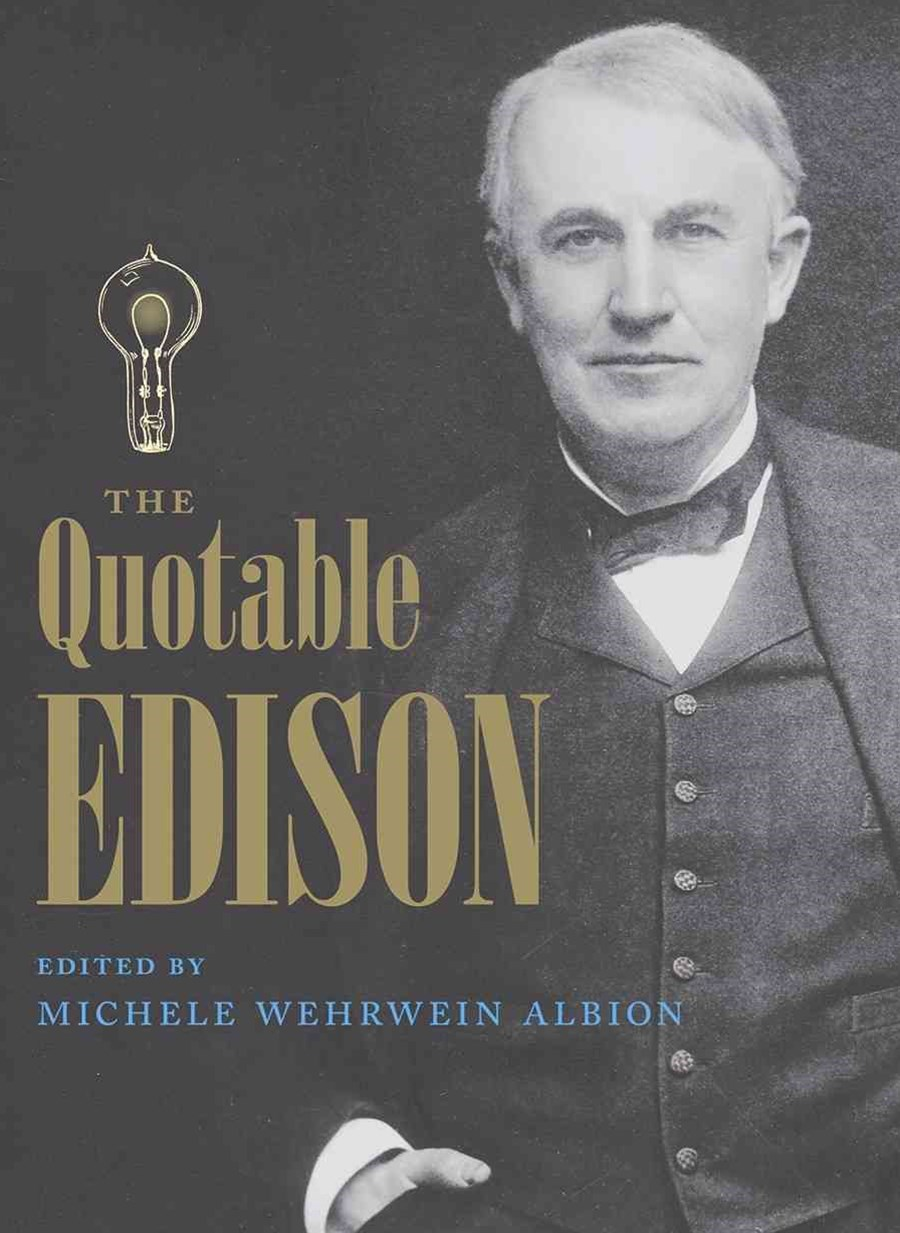 Quotable Edison