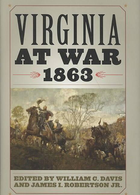 Virginia at War 1863
