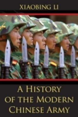 History of the Modern Chinese Army