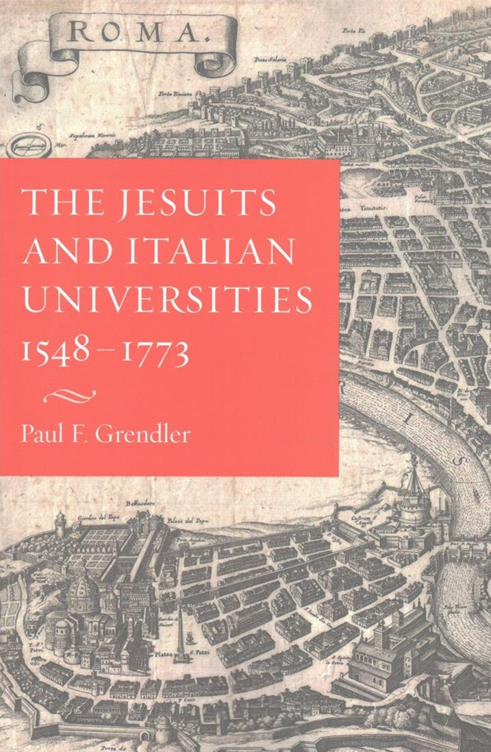 The Jesuits and Italian Universities 1548-1773