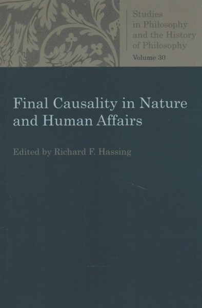 Final Causality in Nature and Human Affairs