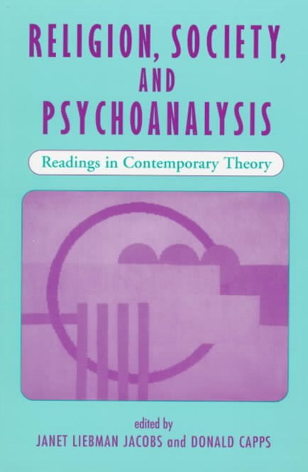Religion, Society, And Psychoanalysis