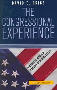 The Congressional Experience by David Price (9780813342627) - PaperBack - Politics Political Issues