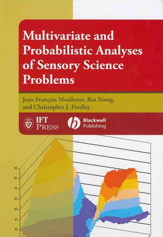 Multivariate and Probabilistic Analyses of Sensoryscience Problems