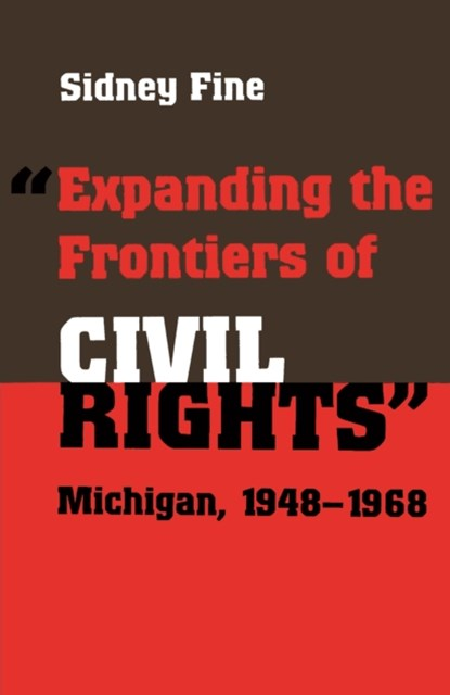 (ebook) &quote;Expanding the Frontiers of Civil Rights&quote;