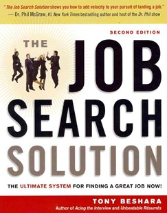 Job Search Solution by Tony Beshara (9780814417997) - PaperBack - Business & Finance Careers