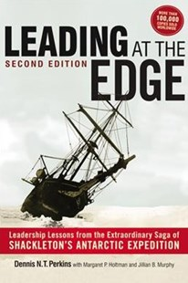 Leading at the Edge by Dennis N. T. Perkins, Margaret P. Holtman, Jillian B. Murphy (9780814431948) - PaperBack - Business & Finance Management & Leadership